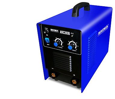 Сварочный инвертор BRIMA ARC-200B.  Профессиональный, надежный инверторный сварочный аппарат с плавной регулировкой...
